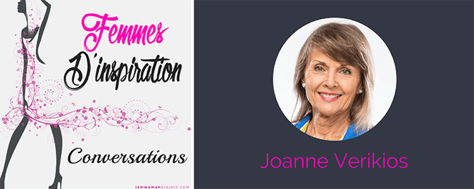 Podcast Catherine Plano and Joanne Verikios